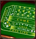 Free Download Casino Craps Table Dice Game